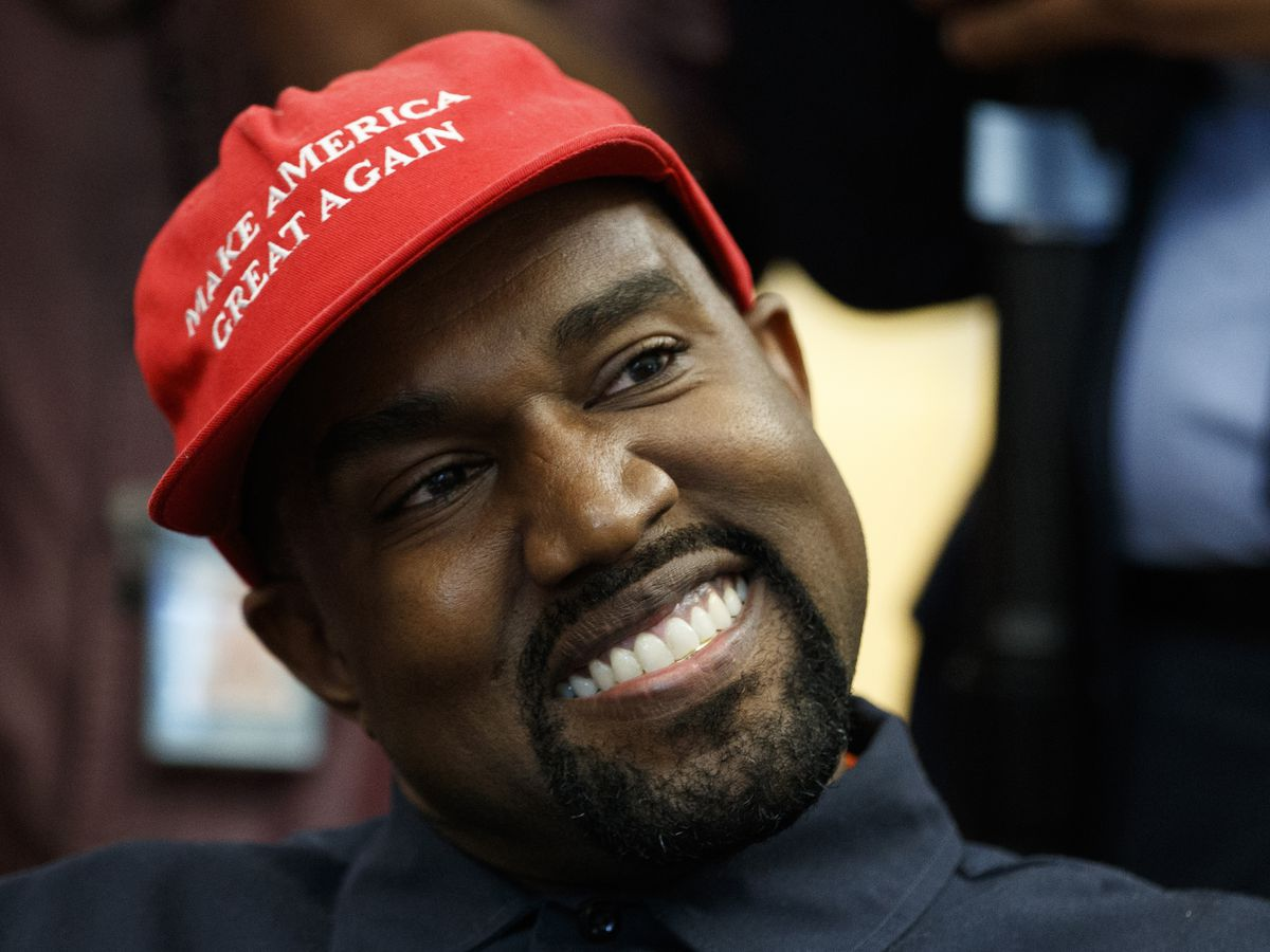 Kanye West no longer supports Trump, says he's serious about running for president