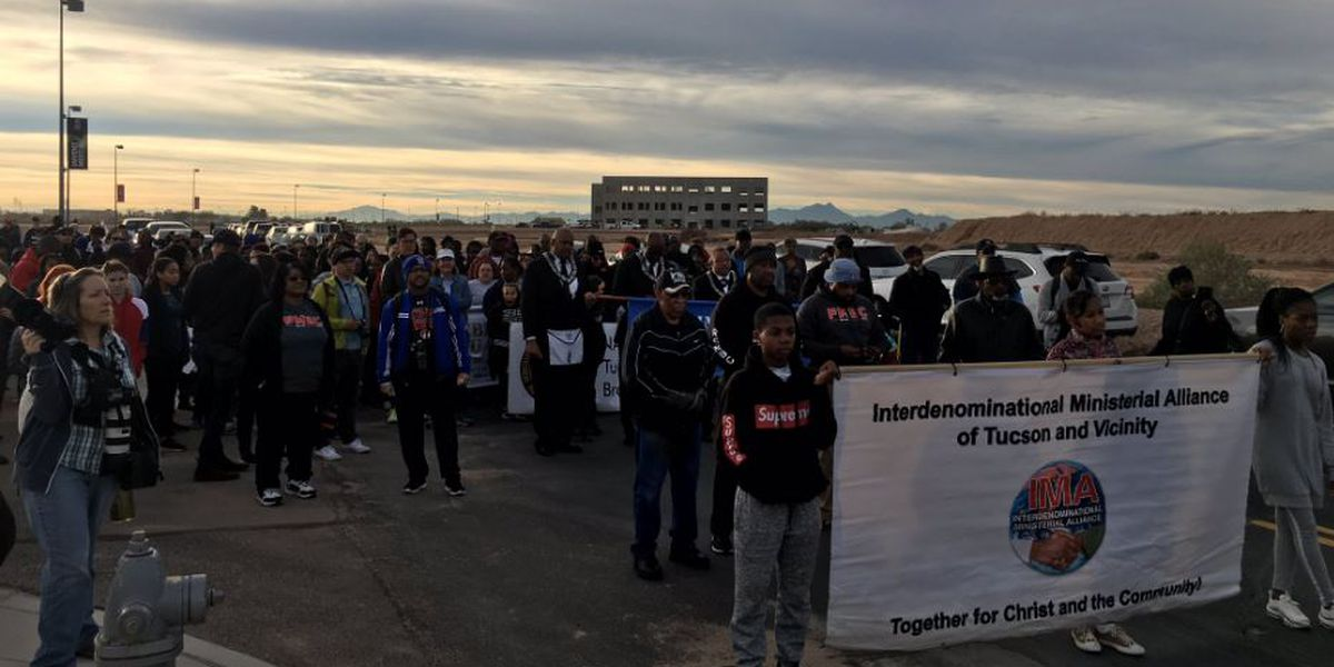 Southern AZ honors MLK with annual march