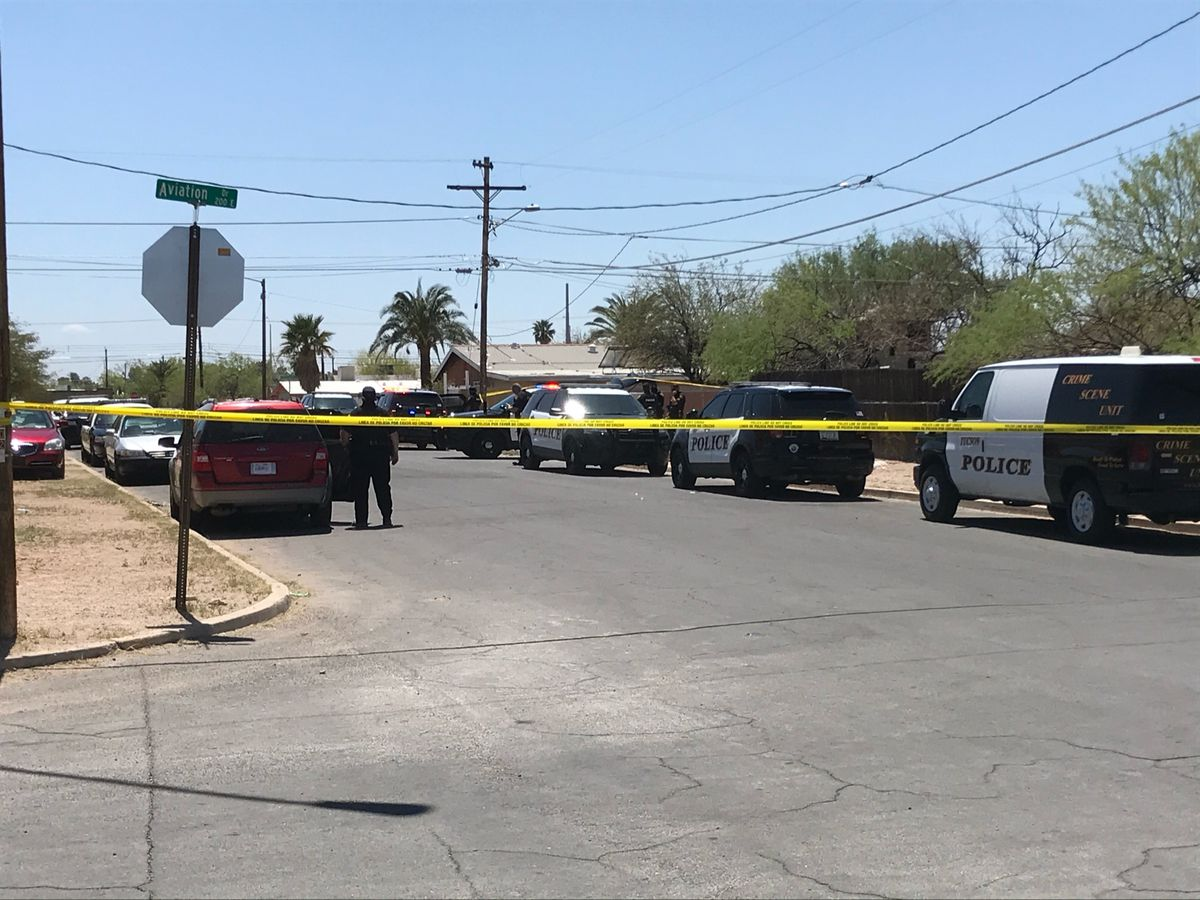 Police investigate shooting on Fourth Avenue near Aviation Drive