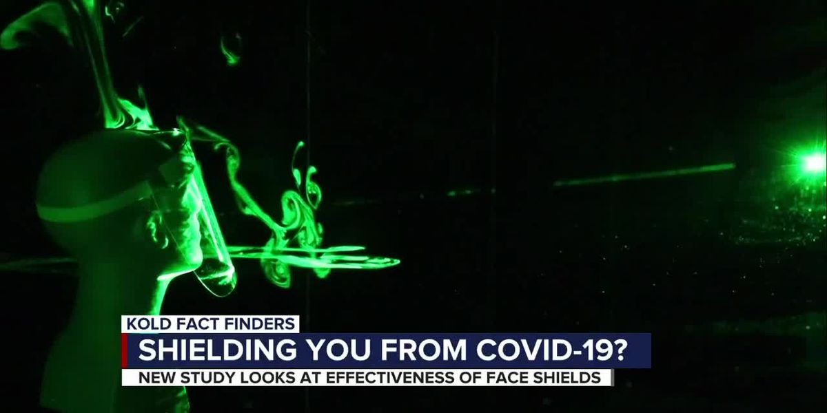 Fact Finders: Face shield effectiveness
