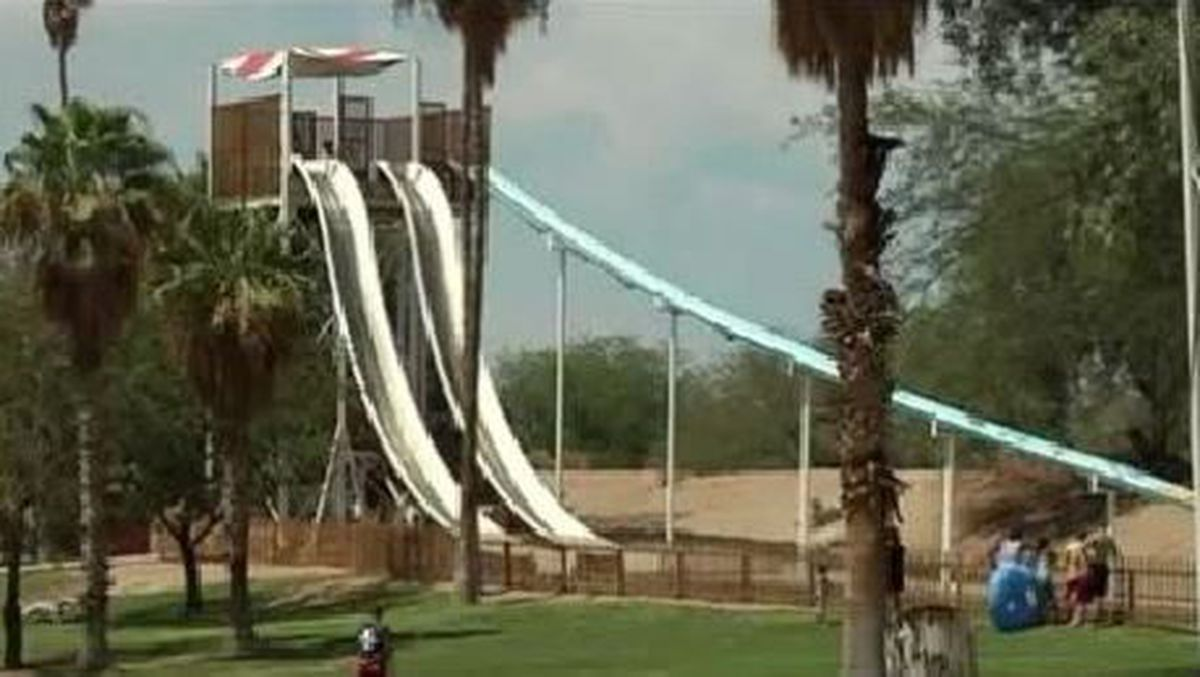 Gas Prices Tucson >> Breakers Water Park closing down
