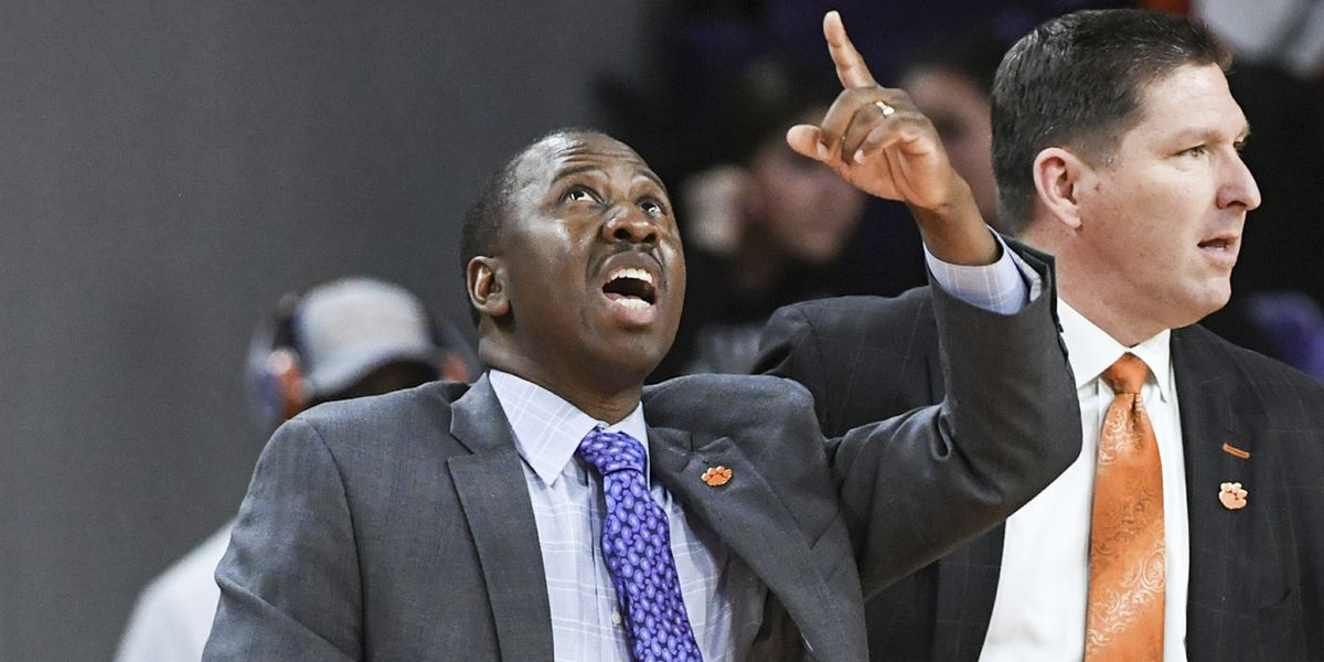Clemson fires men's basketball assistant implicated in trial