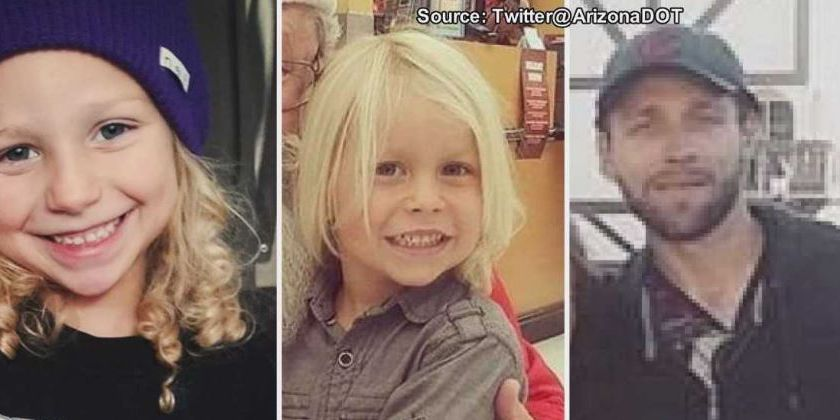 AMBER ALERT: Children abducted in Phoenix found safe