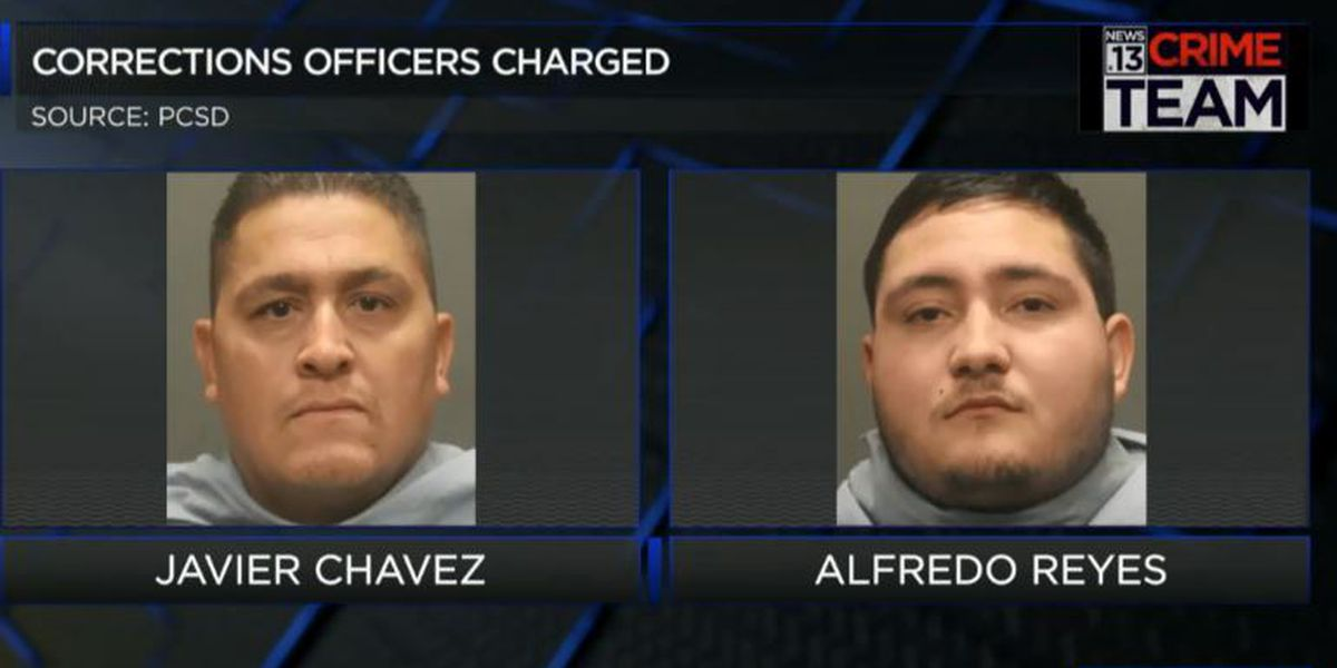 Former corrections officers facing charges for possible role in inmate assault