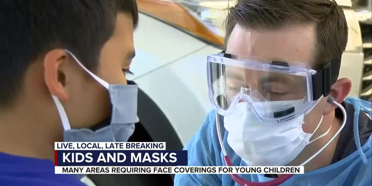 Need help getting children to wear masks? Tucson doctor shares tips