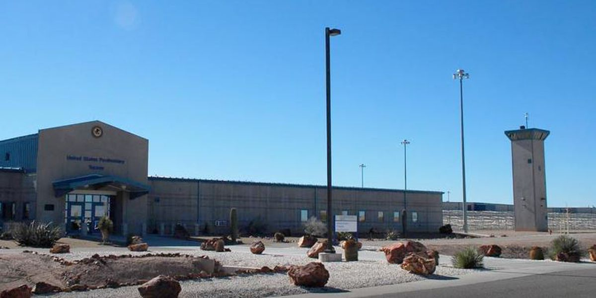 Federal inmate dies while incarcerated in Tucson