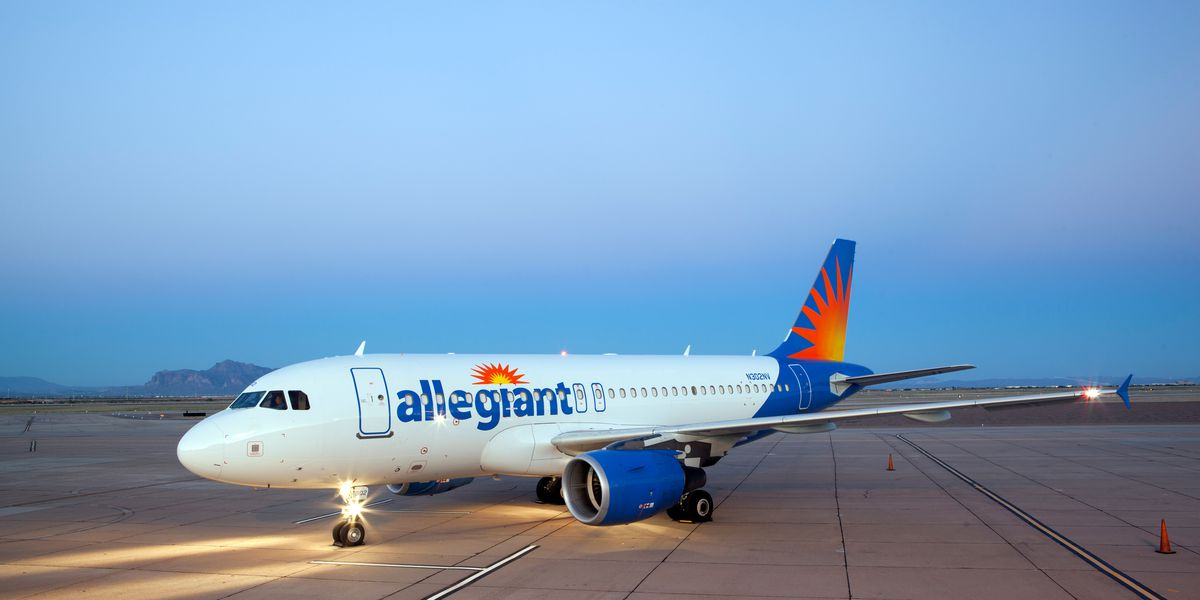 Allegiant announces new AVL-West Palm Beach service starting November 25