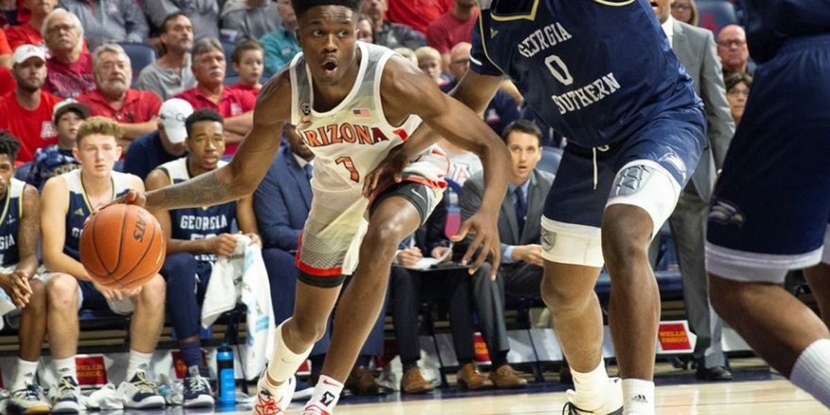 BEAR DOWN: Cats hit century mark in beating Georgia Southern