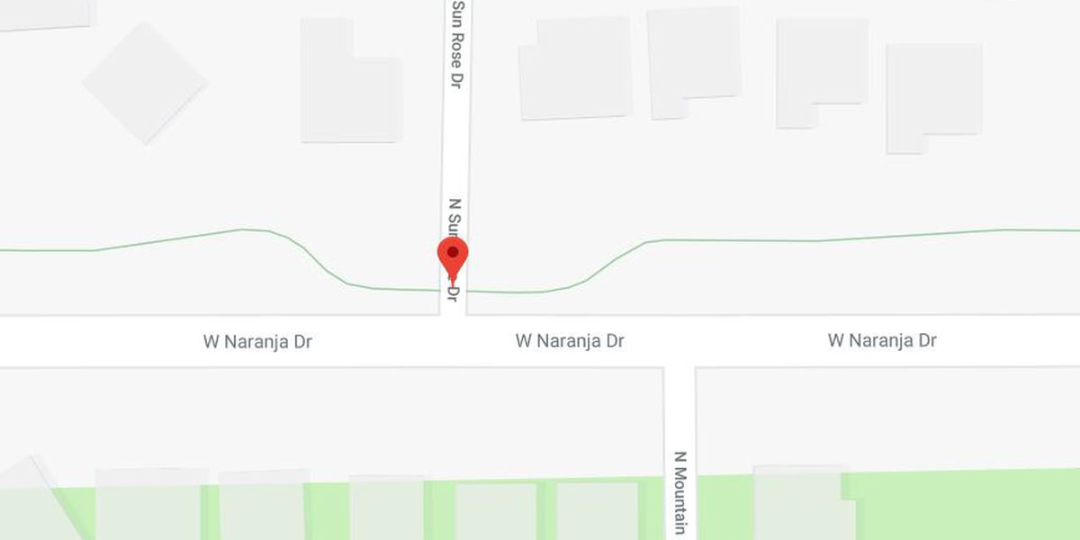 Oro Valley: Broken water main fixed, damaged road remains closed so it can be repaired