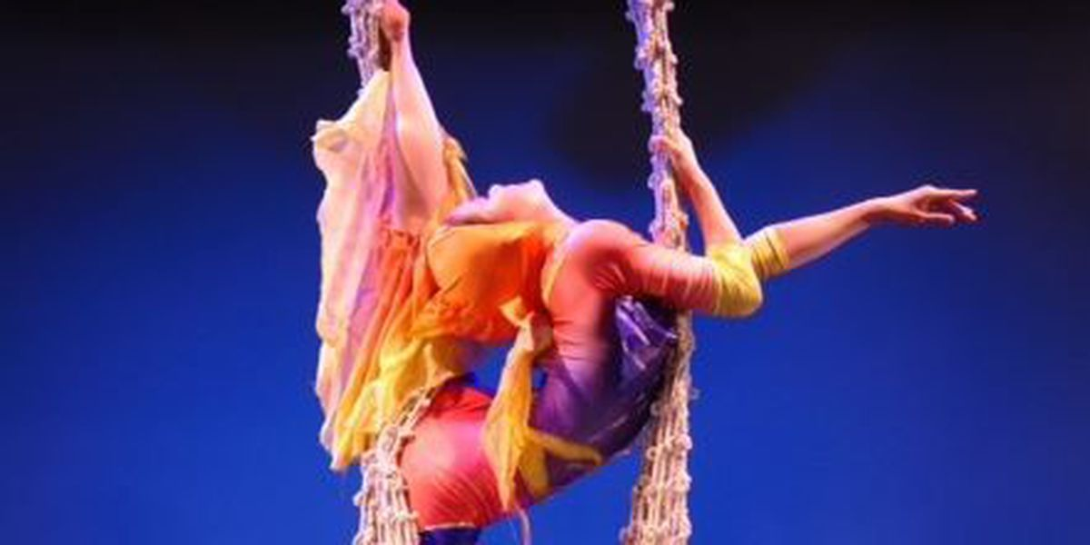 Cirque D'Or comes to Tucson