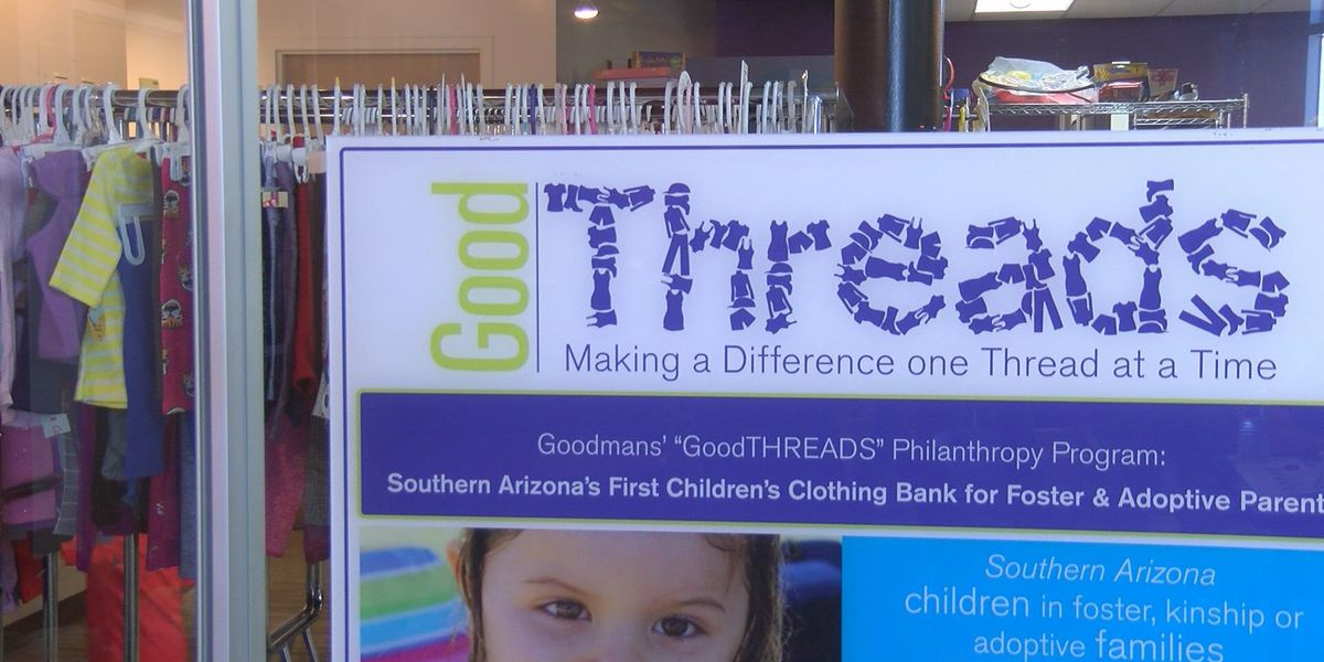 Tucson moms help hundreds of foster families through clothing exchange
