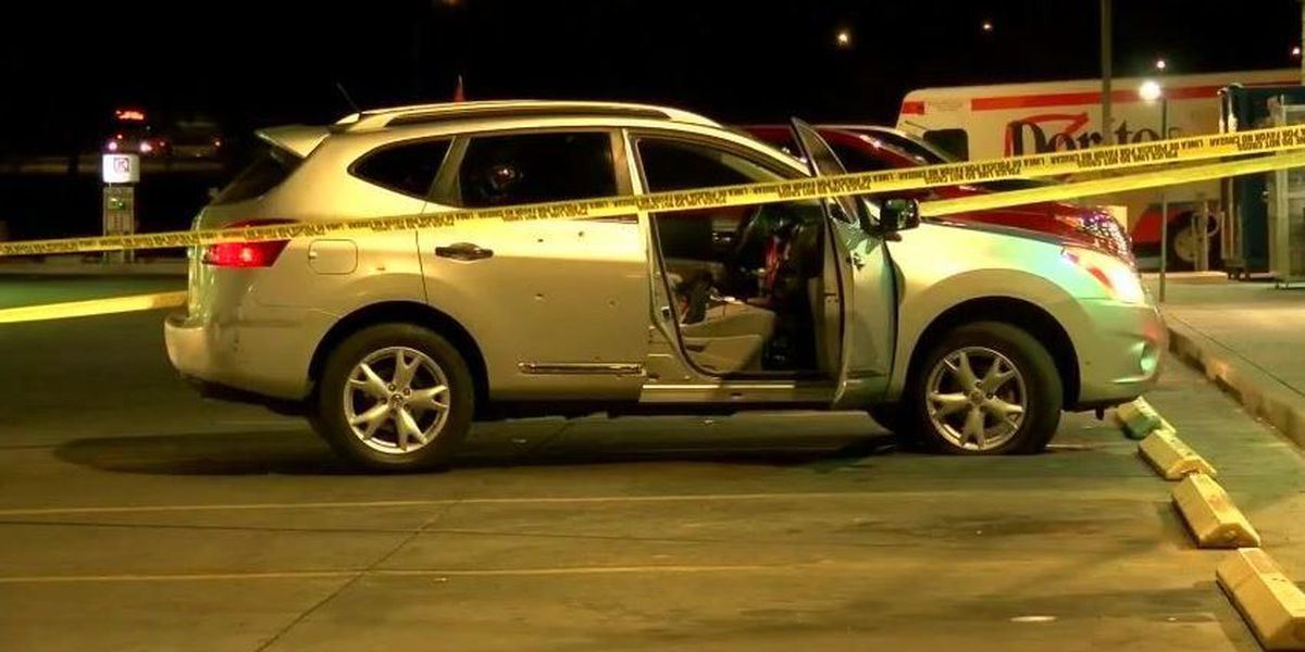 Two injured in car-to-car shooting on southwest side