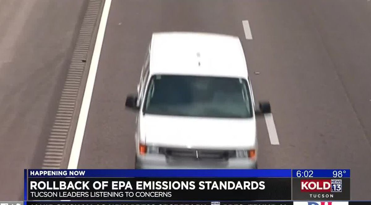 New EPA emissions standards under fire