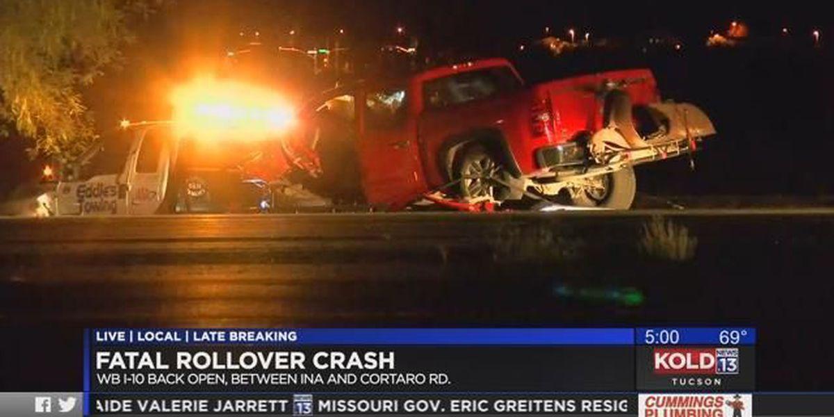 UPDATE: Authorities identify Tucson woman killed in I-10 crash