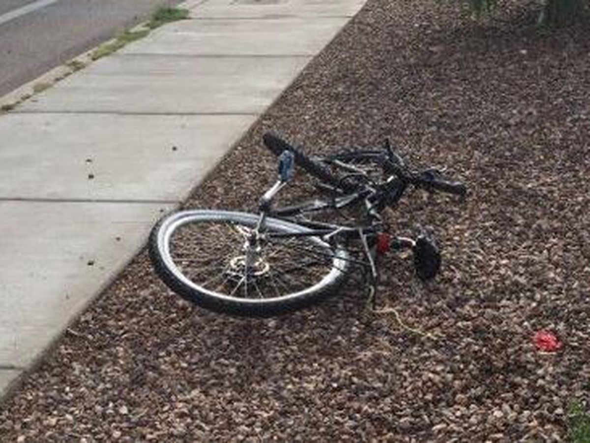 UPDATE: Police identify bicyclist in deadly collision