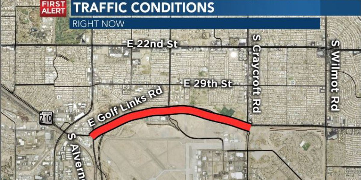 Update: Swan Road gate at Davis-Monthan AFB reopens after closure