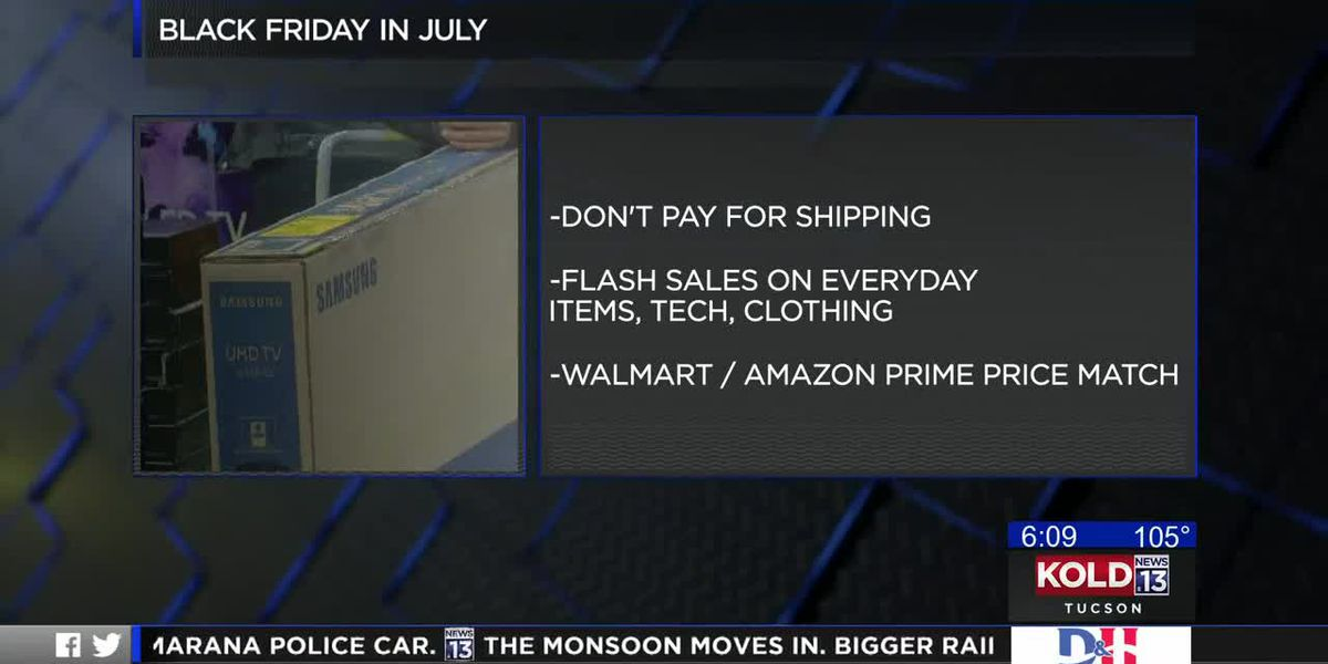 Brooke's Bargains: Tips for Black Friday in July