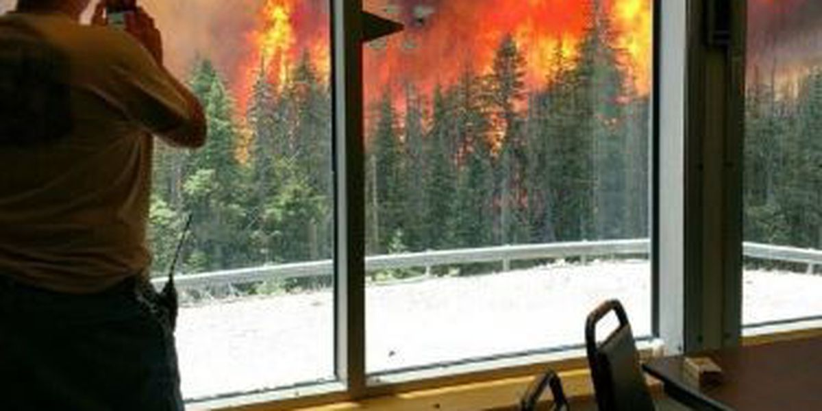 FRYE FIRE: 48,443 acres; containment nears 90 percent