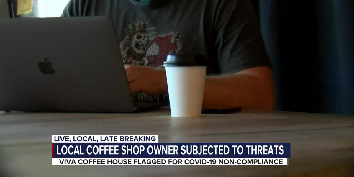 Coffee shop owner arrested at Board of Supervisors meeting