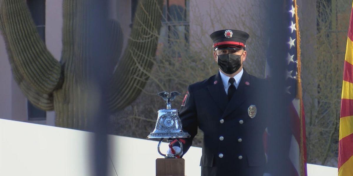 JAN. 8 ANNIVERSARY: New memorial to Tucson's darkest moment unveiled