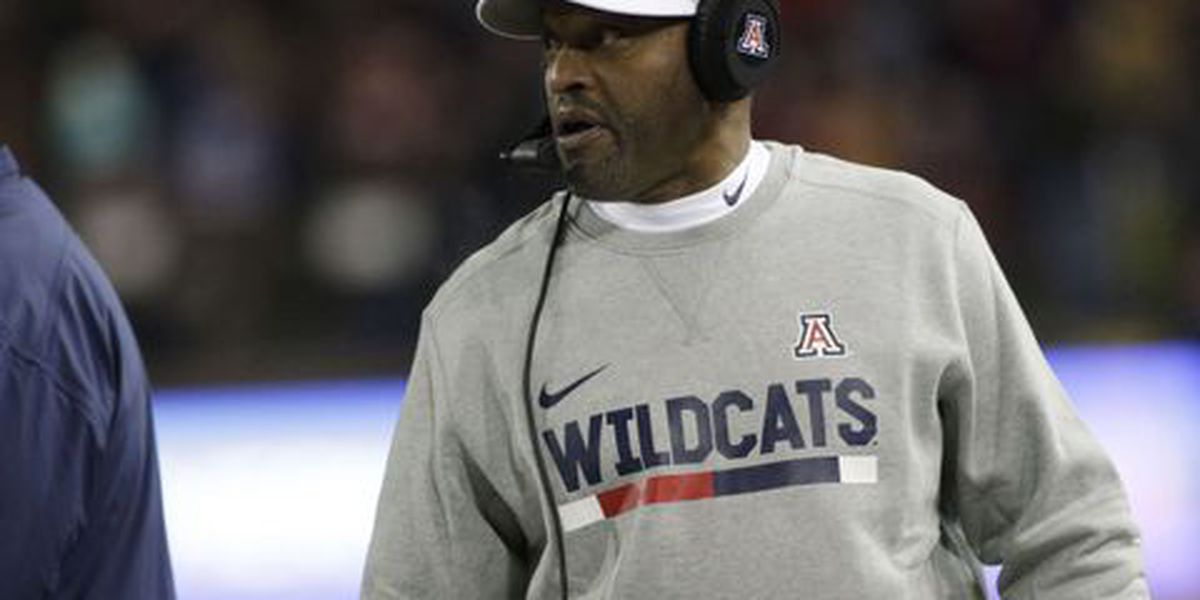 University of Arizona dismisses Kevin Sumlin as head coach