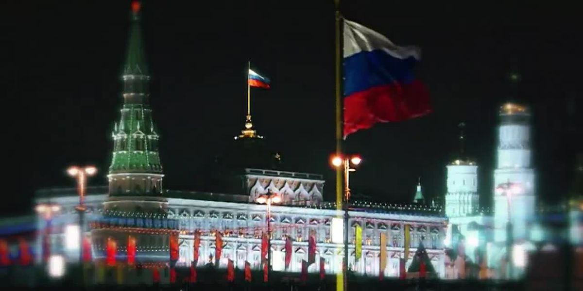Biden administration hits Russia with sanctions