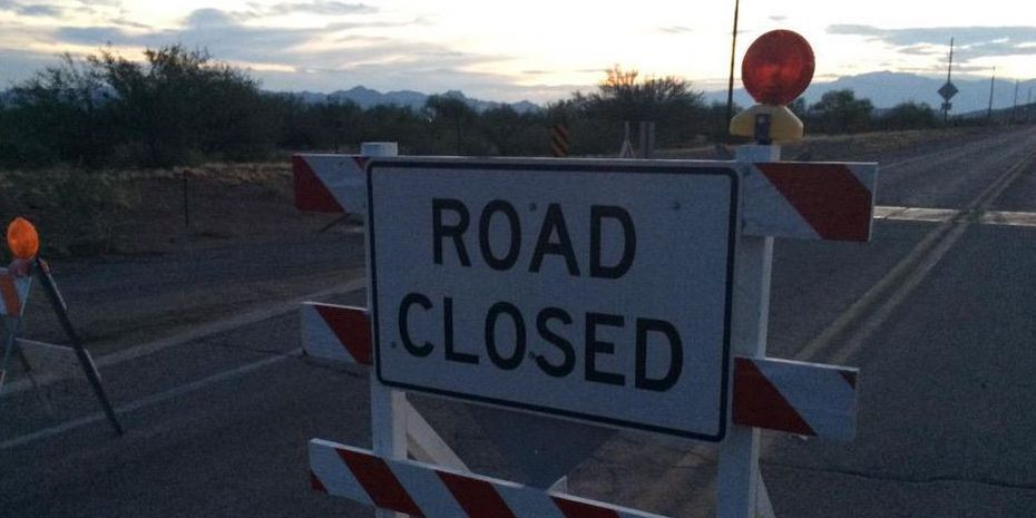 TRAFFIC: Road closures and projects