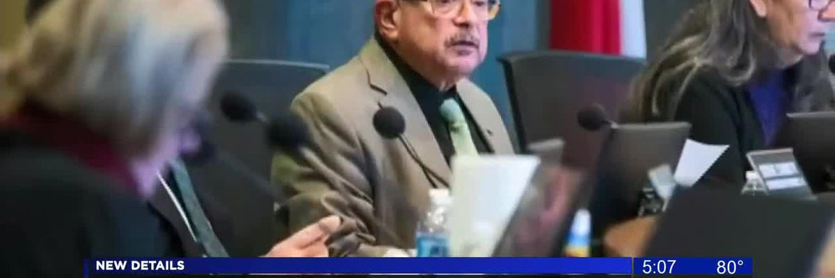 Pima County Board of Supervisors pays tribute to Richard Ilias