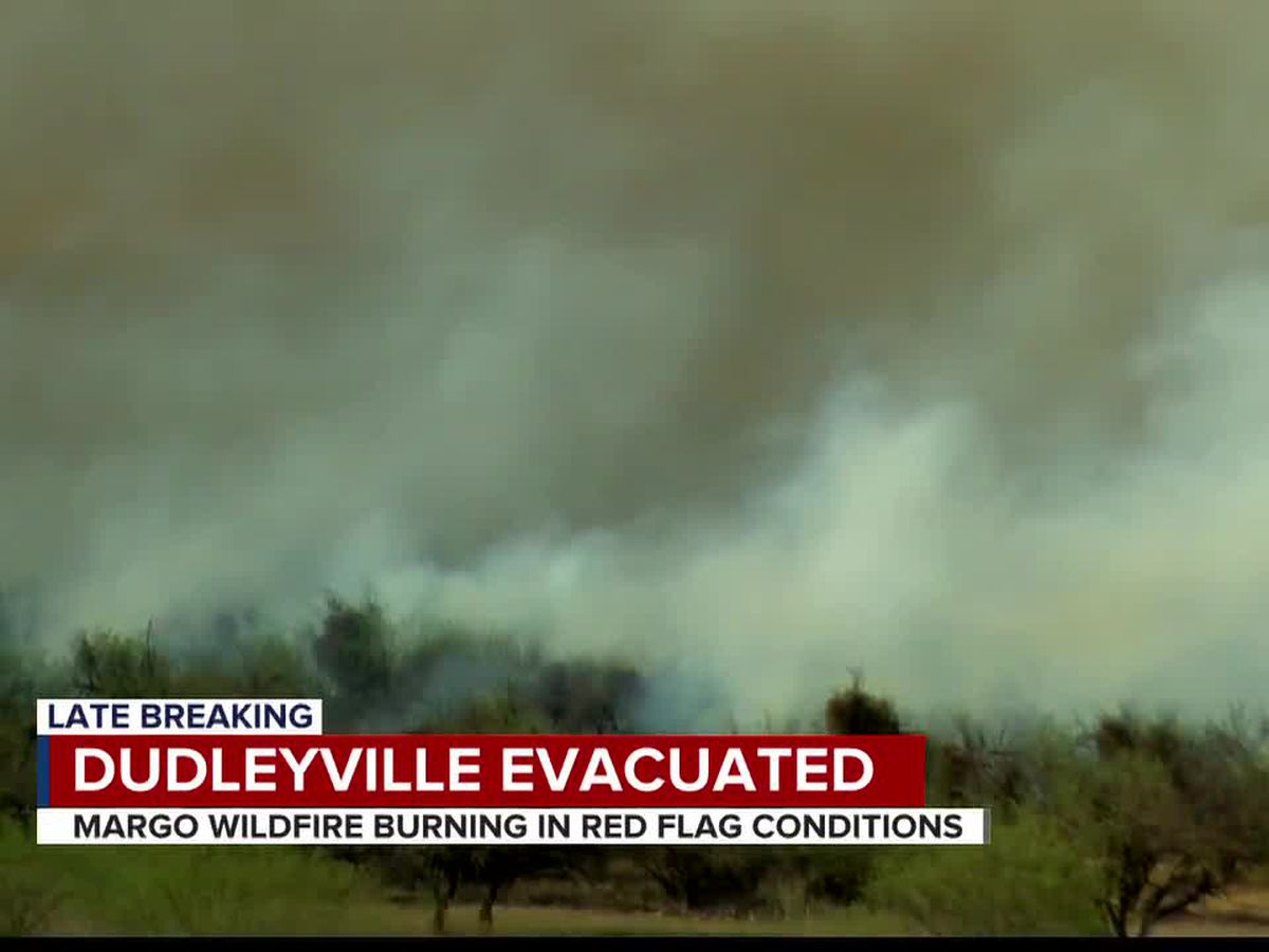 UPDATE: Margo Fire near Dudleyville 100 percent contained