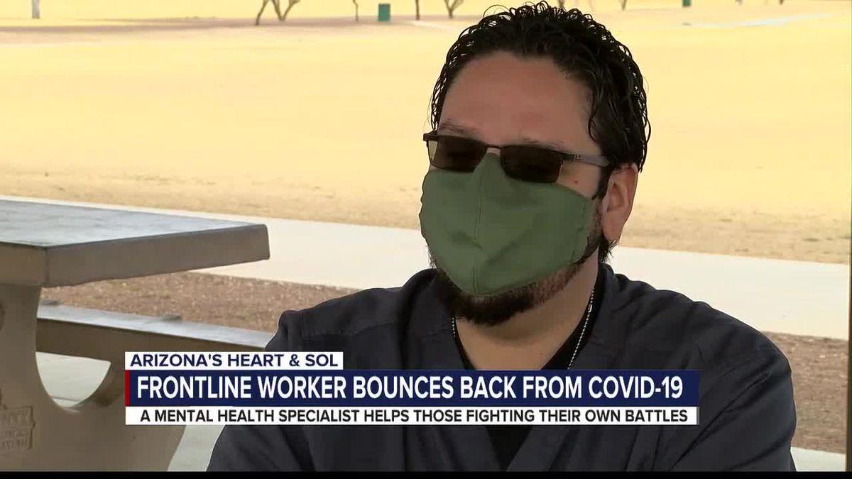 Heart & Sol: Vincent Aguilar is bouncing back