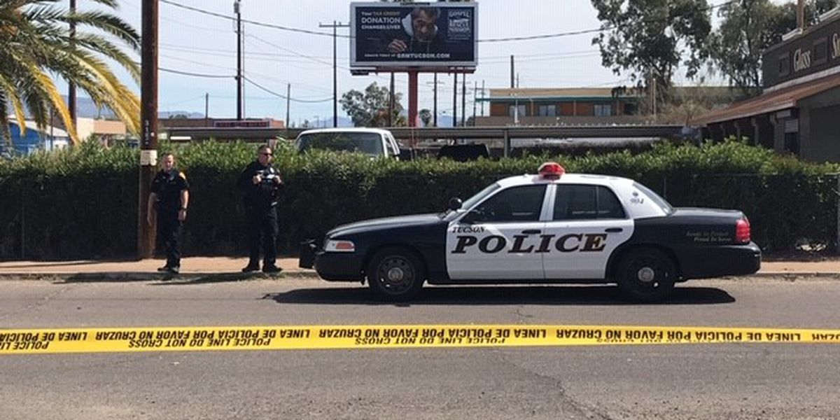 Trail of blood leads to investigation in Midtown