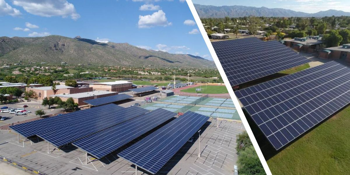 Sahuarita school district moves forward with $17 million solar panel project