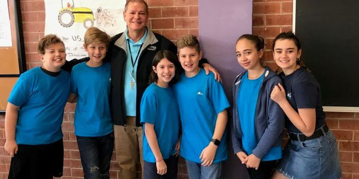 Tucson Hebrew Academy students earn a spot in State Math Competition