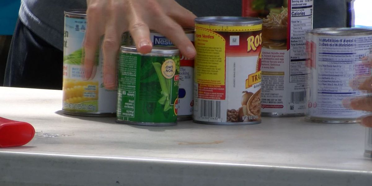 Leave non-perishable food by your mailbox Saturday and help 'Stamp Out Hunger'