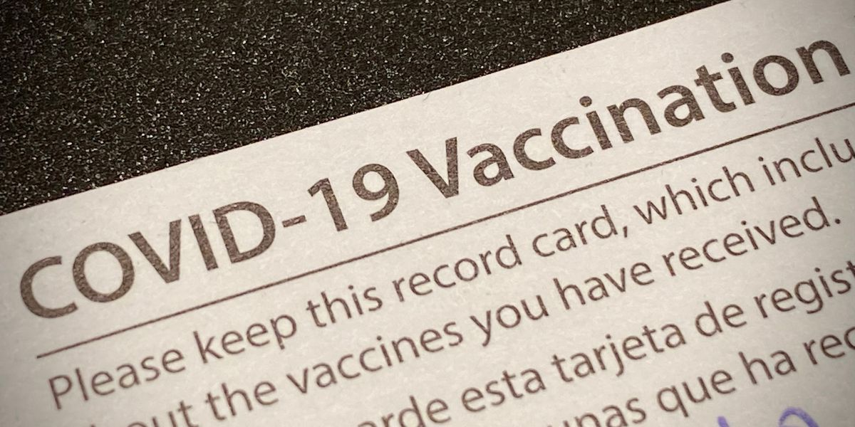 Ducey bans vaccine passports; city and county never planned on requiring them