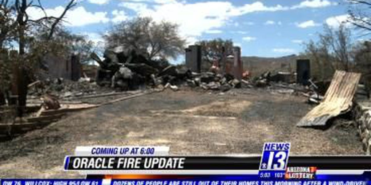 Oracle Fire Chief: 'This isn't the last one - we'll have more'
