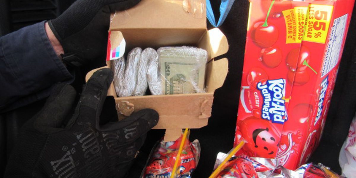 CBP Officers seize over $36,000 in undeclared currency at Port of San Luis