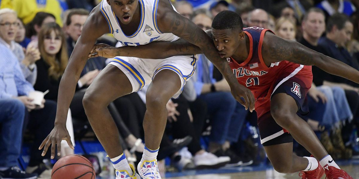 BEAR DOWN: UCLA routs Arizona 90-69 to end 3-game skid