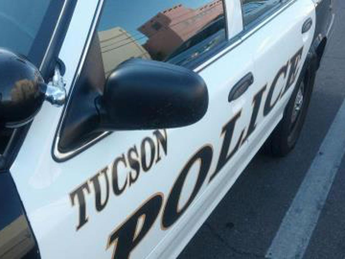 UPDATE: Man detained following barricade stituation on Tucson's west side