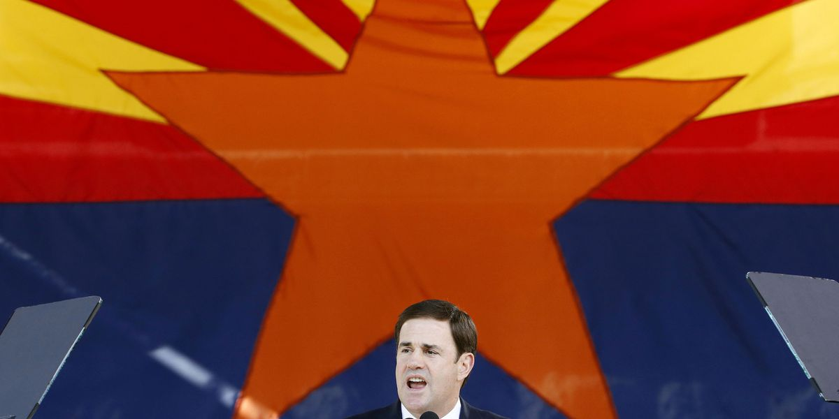 Gov. Doug Ducey to give 2021 state-of-the-state address