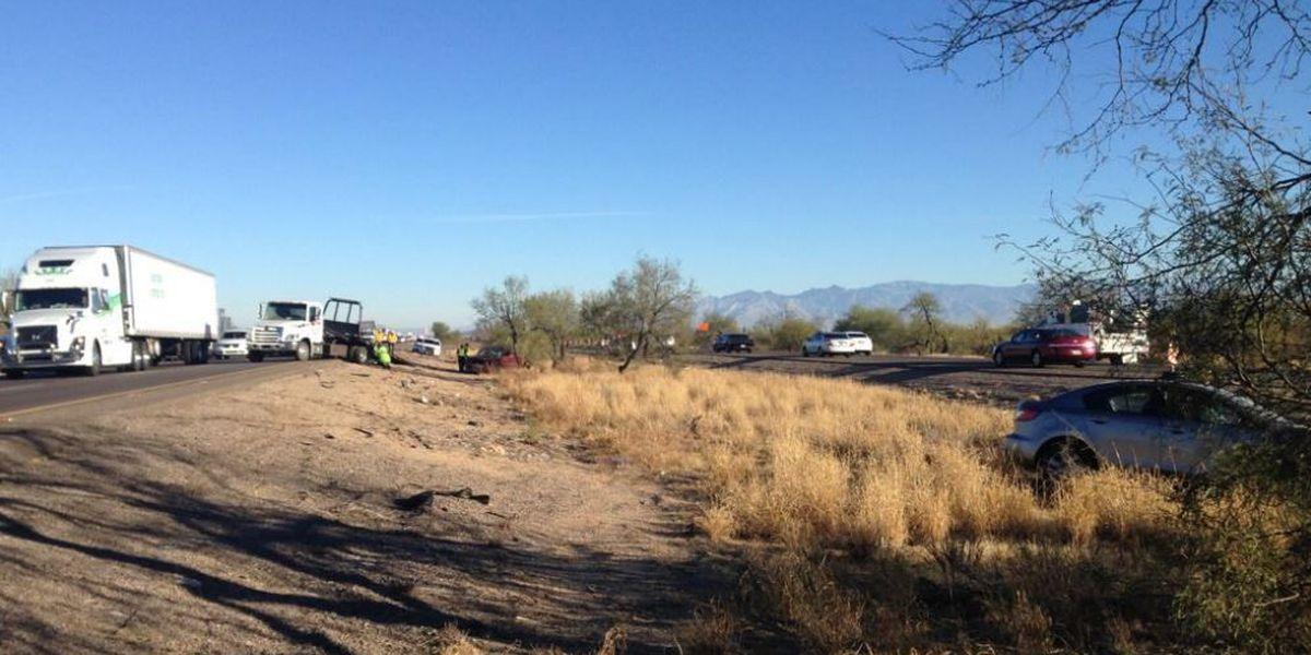 UPDATE: 2 dead in I-19 crash near Pima Mine Road