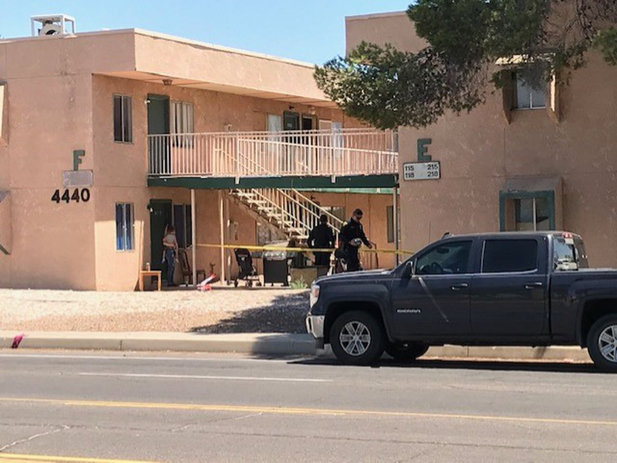Suspect detained after shooting incident