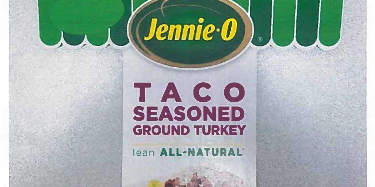 Raw ground turkey recalled nationwide over concerns of salmonella