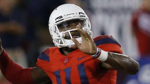 BEAR DOWN: Arizona beats Texas Tech 28-14 at home