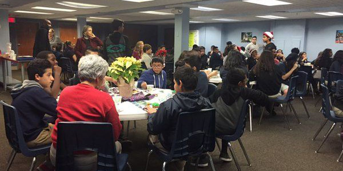 Imago Dei students receive special Christmas surprise