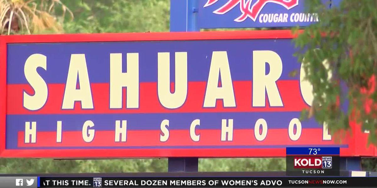 Police determine no credible threat at Sahuaro High School