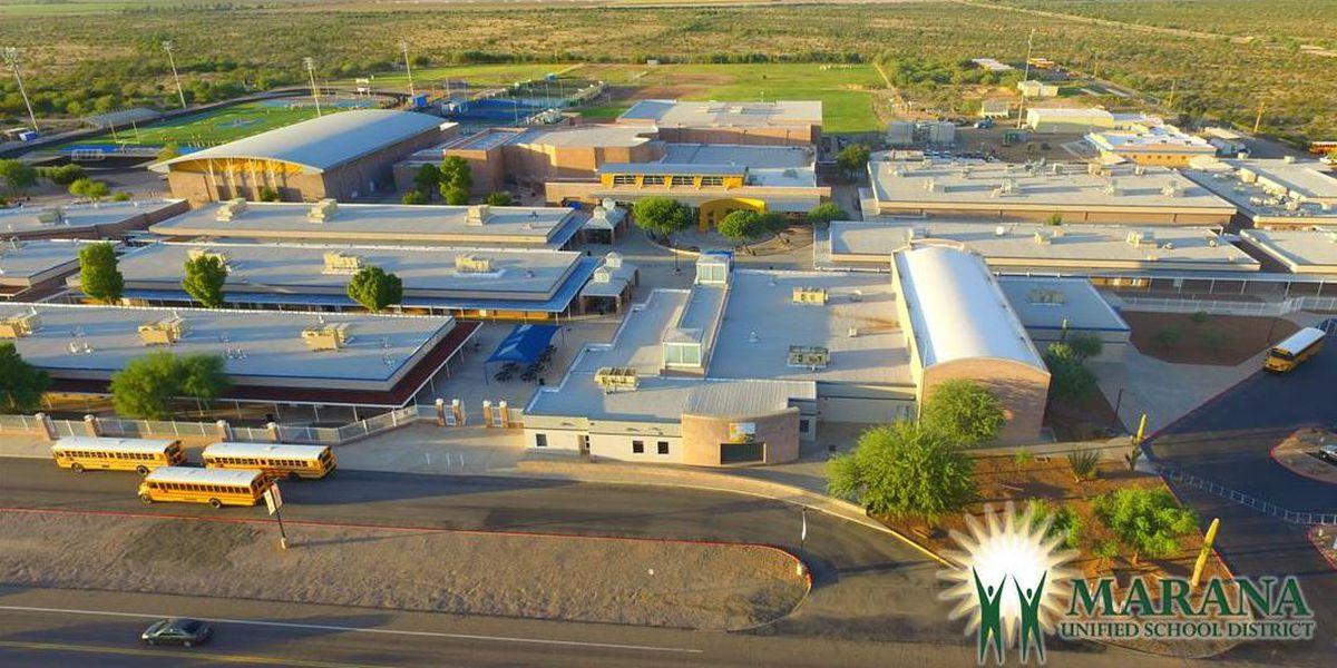 Police: Investigation reveals no threat at Marana High School