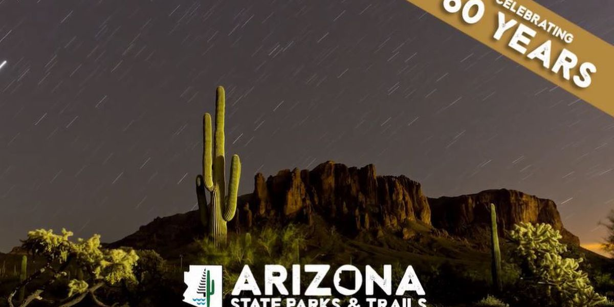 """Arizona State Parks and Trails wins gold medal for """"Best Managed State Park System"""""""