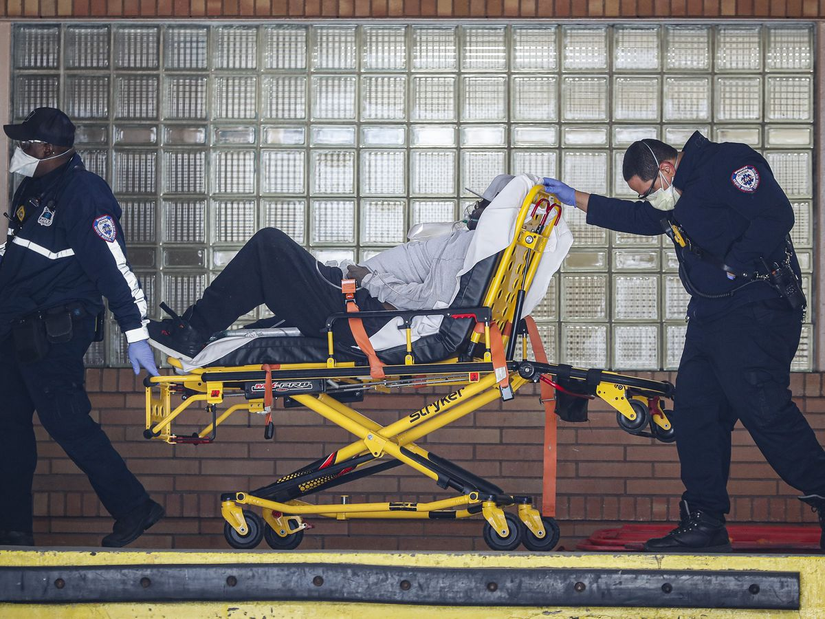 NYC virus deaths exceed 4,000, topping toll for 9/11 attacks
