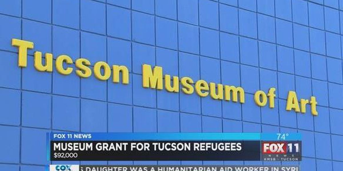 Museum receives grant to help refugees